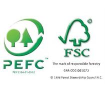 FSC/PEFC森林管理
